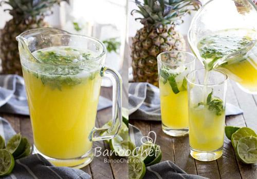 شربت آناناس