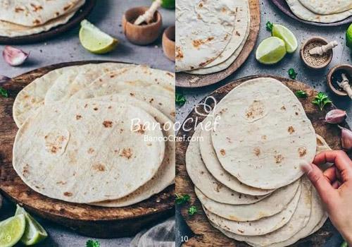 نان مکزیکی