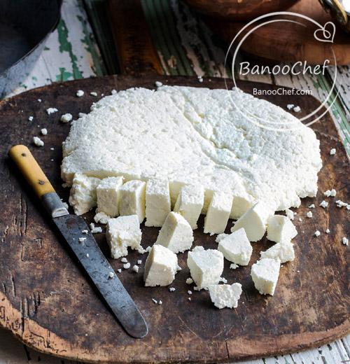 پنیر محلی