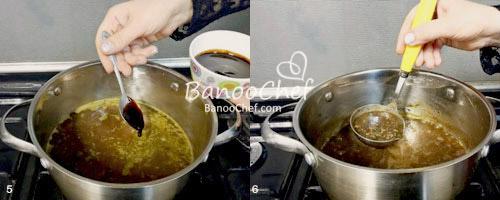 سوپ انار