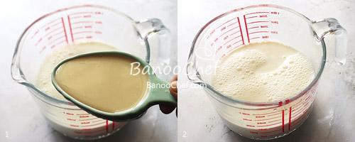 بستنی شیری
