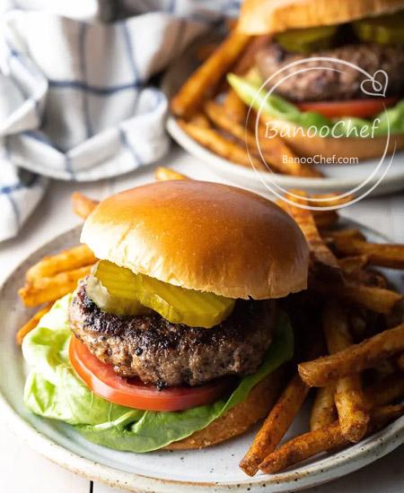 همبرگر
