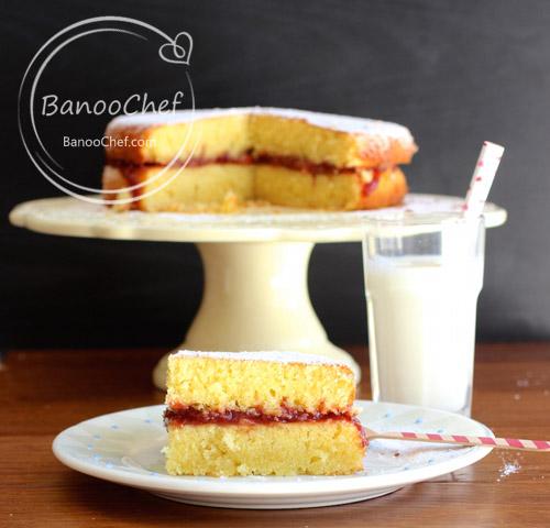 اشکالات رایج در پخت کیک