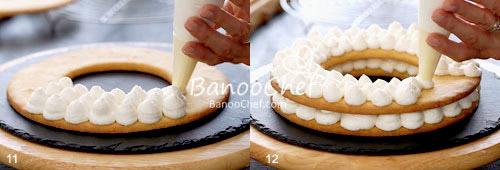 بیسکو کیک