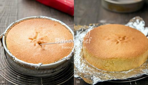 اسپونج کیک