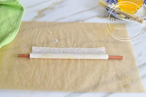 طرز تهیه باقلوا